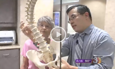 Patients call Valley spine surgeon a 'miracle worker'