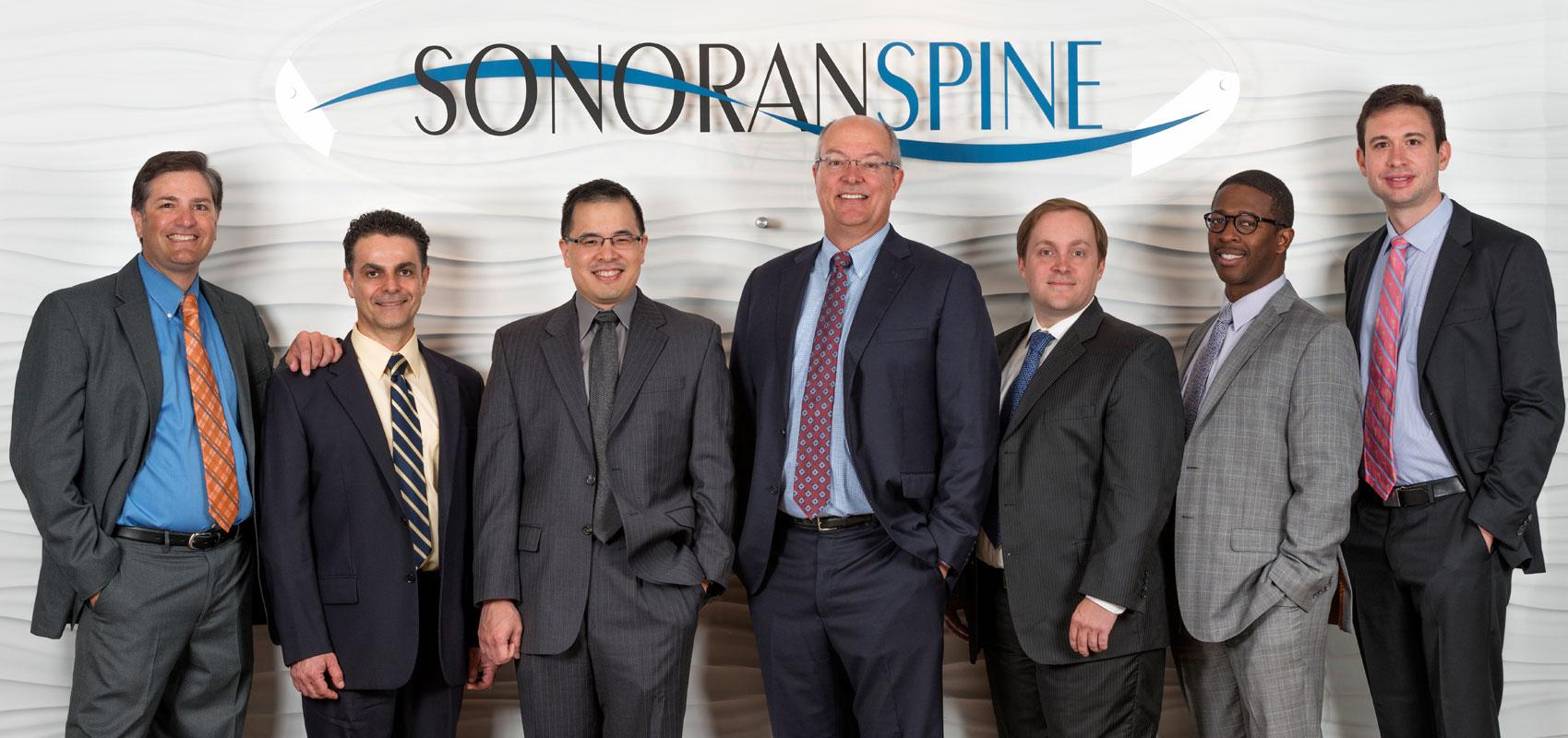 Sonoran Spine Arizona Spine Surgeons Pain Management Specialists
